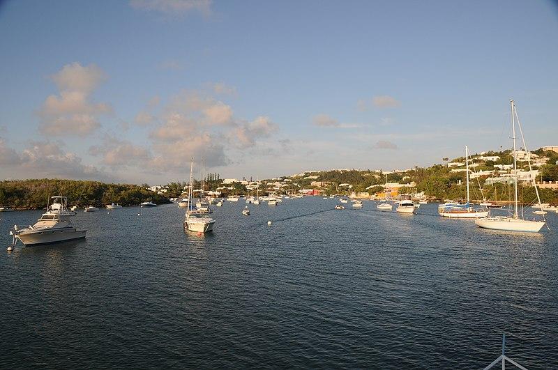 File:Bermuda - Riddell's Bay - panoramio.jpg