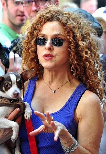Bernadette Peters 13th Annual Broadway Barks Benefit
