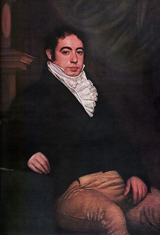 President of Argentina - Bernardino Rivadavia, the first president of the Argentine Republic