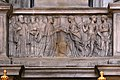 Bernardino contin, monumento funebre di caterina cornaro, regina di cipro, 1580 ca. 02 la regina depone la corona al doge agostino barbarigo.jpg