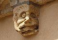 Biéville-Quétiéville église Saint-Martin modillon 01.JPG