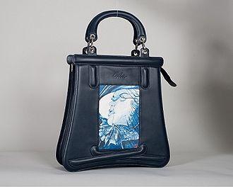 BiArtis - BiArtis handbag model Dalga.