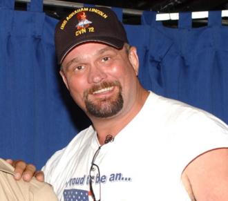 Big Boss Man (wrestler) - Big Boss Man at a charity event in 2002