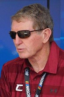 Bill Elliott American racecar driver and team owner