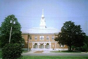 Billerica Public Library - Image: Billerica Public Library 2004