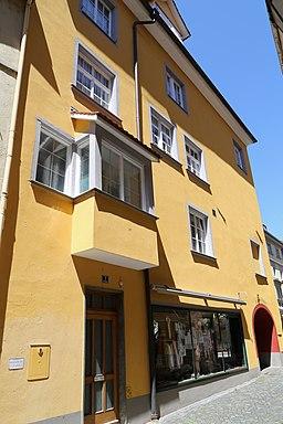 Bindergasse in Lindau (Bodensee)