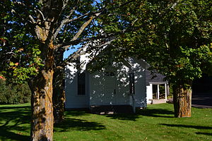 National Register of Historic Places listings in Leelanau County, Michigan - Image: Bingham District No 5 Schoolhouse