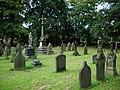 Birchley, St Mary's Catholic Church, Graveyard - geograph.org.uk - 574257.jpg