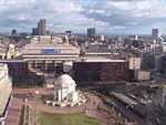 Birmingham (UK) skyline - Centenary Square 640.jpg