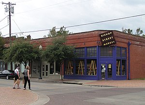 Bishop Arts District, Dallas - Image: Bishop Arts District 2