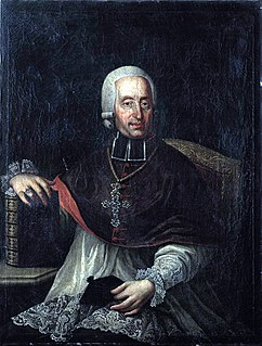Mathias Franz Graf von Chorinsky Freiherr von Ledske Czech bishop