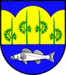 Coat of arms of Ahlefeld-Bistensee