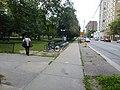 Bixi bike kiosk, Gerrard and Jarvis, 2013 09 15 -b.JPG