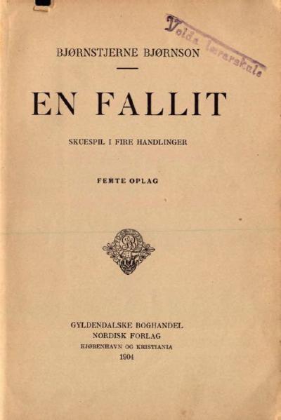 File:Bjørnson - En Fallit.djvu