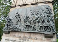 Black Watch Memorial panel 3