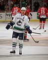 Blackhawks vs Canucks 102010 - Henrik Sedin.jpg