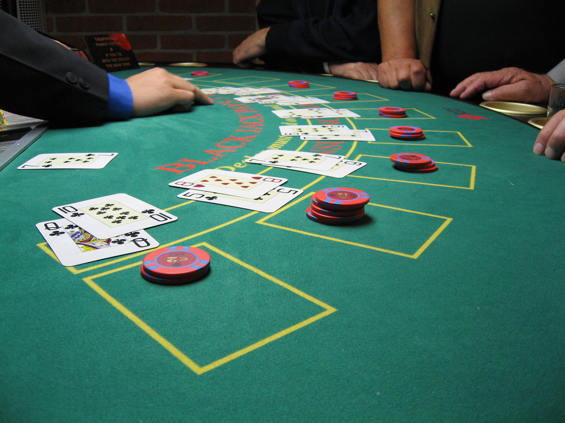 Blackjack Online Bonus No Deposit