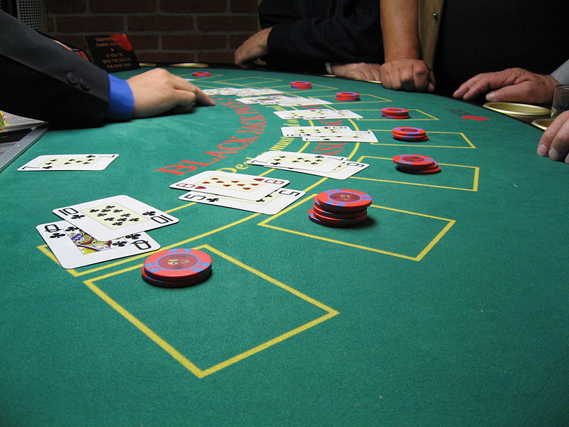 Tiedosto:Blackjack board.JPG