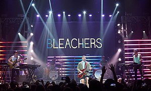 Bleachers (band) - Image: Bleachers 2014