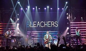 Jack Antonoff - Antonoff performing as Bleachers in 2014