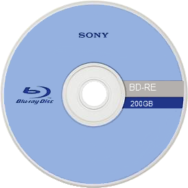 Blu-ray 200GB