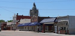 Blue Hill, Nebraska downtown 2.JPG