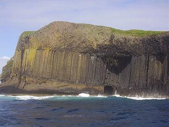 Staffa - Boat Cave