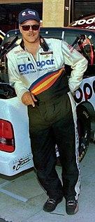 Bob Keselowski American race car driver and team owner