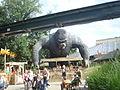 Bobbejaanland King Kong.jpg