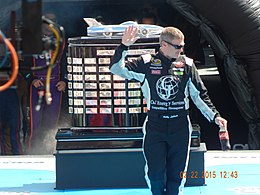 Bobby Labonte at the Daytona 500.JPG