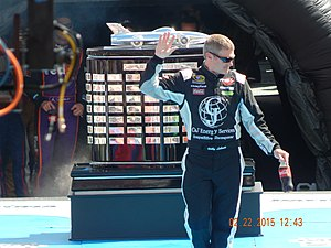 Bobby Labonte - Labonte at the 2015 Daytona 500.