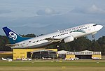 Boeing 737-3U3, Air New Zealand JP6816010.jpg