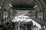 Boeing C-17 Globemaster III - USAF - Interior (28423230729).jpg