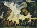 Bogaevsky Romantic Landscape 1908.jpg