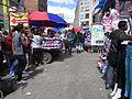 Bogotá calle de San victorino.JPG