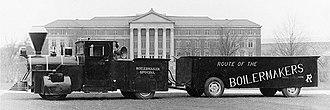 Boilermaker Special - The Boilermaker Special II (1953-1960)
