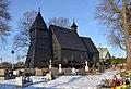 Bojszów (Boitschau, Lärchenhag) - wooden church.jpg