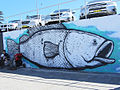 Bondi fish - Graffiti - Bondi Beach, 2012.jpg