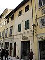 Borgo la croce 4, Casa della Compagnia del Bigallo 01.JPG