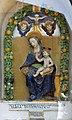 Bottega di giovanni della robbia, madonna col bambino del tabernacolo presso porta senese a civitella, 1522, 01.jpg