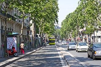 Boulevard Saint-Germain - Boulevard Saint-Germain 2010
