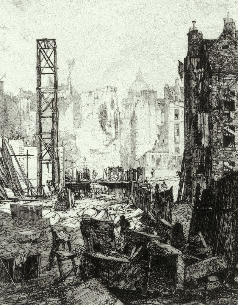 Boulevard Saint-Germain - demolition.jpg