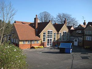 South Farnham School - The Bourne site (formerly the Bourne School)