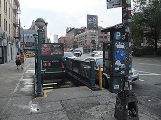 Деланси стрит эссекс стрит нью йоркское метро