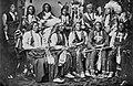 Brady, Mathew B. - Häuptlinge des Sioux Indianerstammes – Rote Wolke (Zeno Fotografie).jpg