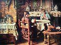 Braekeleer, Henri De — Het kaartspel — 1887.jpg