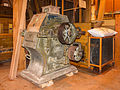 Bran duster, Frankenmuth Lager Mill, Frankenmuth, Michigan, 2015-01-11.jpg