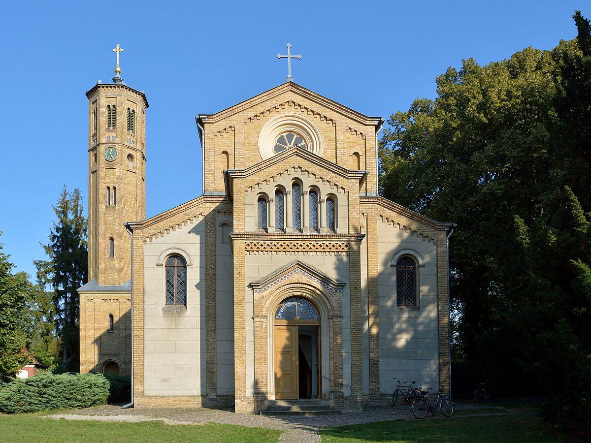 Brandenburg Kirche
