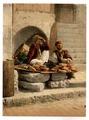 Bread seller of Jerusalem, Holy Land-LCCN2002725082.tif