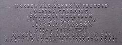 Photo of Bronze plaque number 10628